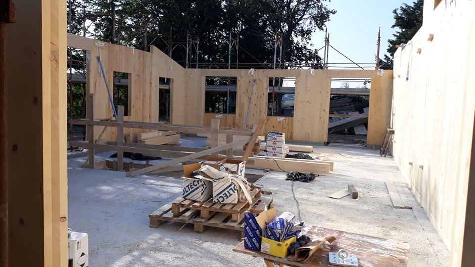 Agriturismo in legno X-LAM - foto 2