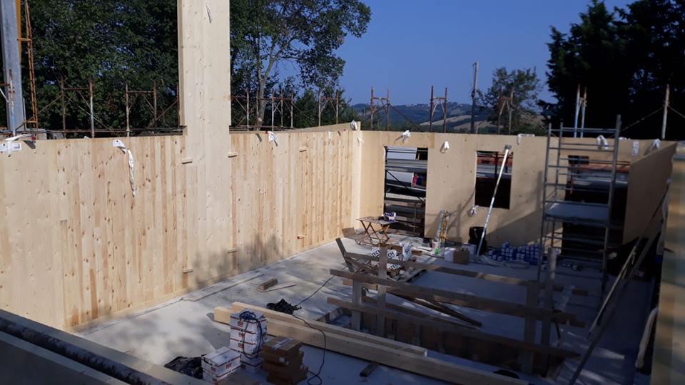 Agriturismo in legno X-LAM - foto 3
